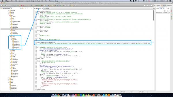 newlib_sys_folder_compile