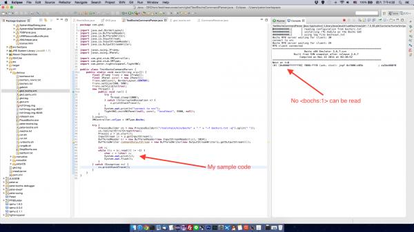 bochs parse error 2